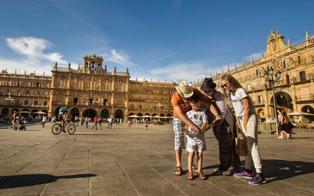 Planes para visitar Salamanca con niños